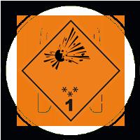 Icono Explosivos MP